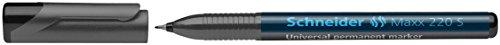 Schneider Maxx220 S -  Marcadores universal permanente, colo