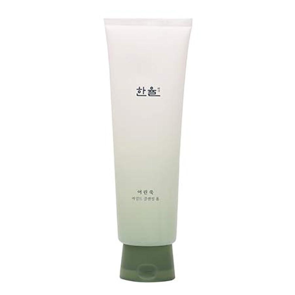 通常ブローボイドハンユル HANYUL ピュア ヨモギ マイルド クレンジングフォーム Pure Artemisia Mild Cleansing Foam 170ml [並行輸入品]