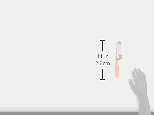 富士カトラリー子供向け包丁グーテ子供用包丁(両刃)FC-791ピンク(うさぎ)235mmAGC0102