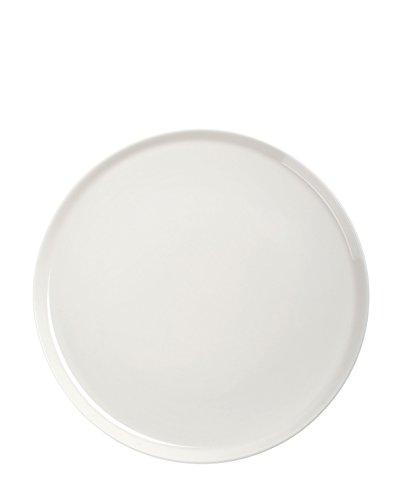 Marimekko - Teller, Kuchenteller, Frühstücksteller - Oiva - Keramik - weiß - D: 20cm