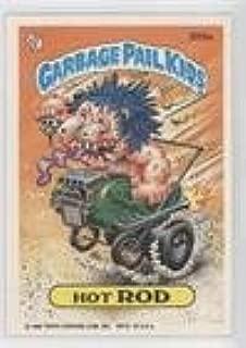 Hot Rod (Trading Card) 1986 Topps Garbage Pail Kids Series 5 - [Base] #205a