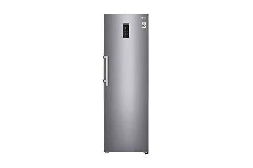 LG GL5241PZJZ1 frigorifero Libera installazione Acciaio inossidabile 382 L A++