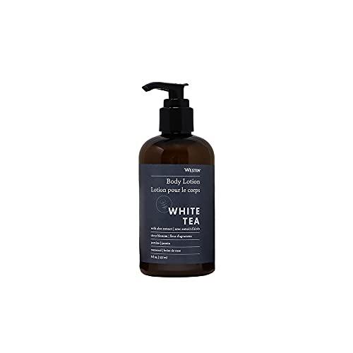 Westin White Tea Aloe Body Lotion - Body Moisturizer with Signature White Tea Aloe Scent - 8 ounces
