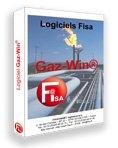 Gaz-WIN logiciel pour le calcul des réseaux de gaz, air comprimé, oxygène et azote, avec dessin automatique filiaire sous GstarCAD ou AutoCAD.