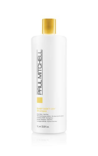 Paul Mitchell Kids Baby Don'T Cry Shampoo - 1000 ml