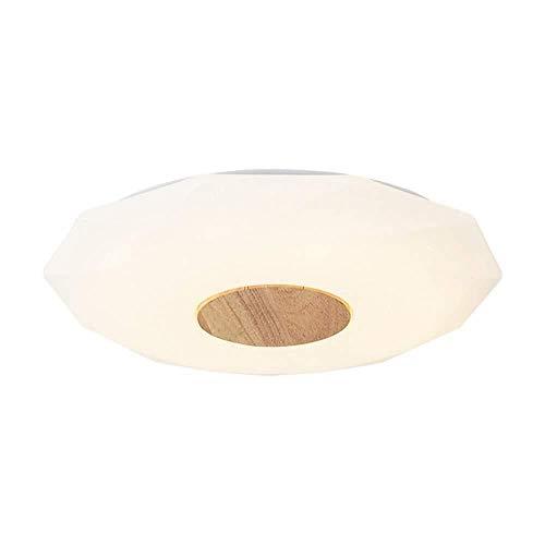 TZZ LED-Deckenleuchte Dimmbare mit Fernbedienung Moderne Deckenbeleuchtungsvorrichtung for Kücheninsel Schlafzimmer Wohnzimmer Esszimmer