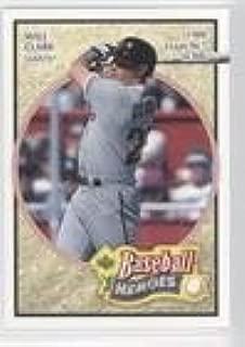 Will Clark (Baseball Card) 2005 Upper Deck Baseball Heroes - [Base] #92