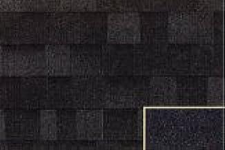アスファルトシングル 屋根材 オニキスブラック オークリッジ・スーパー