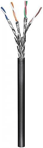 Bobina Cable Red CAT6 S/FTP para Exterior 100m