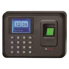 CP Plus Fingerprint Time Attendance Biometric Machine with U-Disk Port (167 X 113 X20 mm, Black),CP Plus,CP-VTA-T2324-U