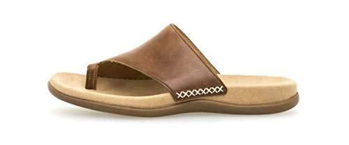 Gabor Shoes Damen Jollys Pantoletten, Braun (Peanut 24), 37 EU