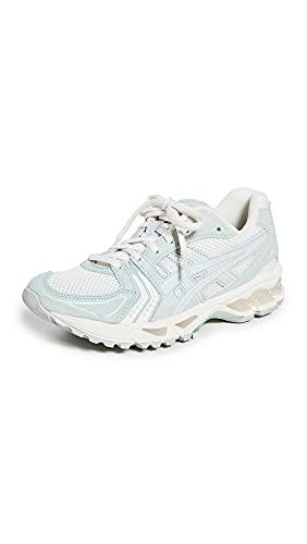 ASICS Women's Gel-Kayano 14 Shoes, 7M, Cream/Lichen Rock