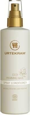 URTEKRAM - Morning Haze Sprüh-Conditioner - Für alle Haartypen geeignet - Erfordert kein Auswaschen - Revitalisiert trockenes Haar - 250 ml