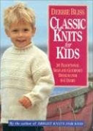 Classic Knits For Kids 30 Traditional Aran And Guernsey Designs For