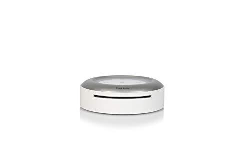 Tivoli Audio (Art Collectie) Model CD - draadloze CD-speler - White / Silver