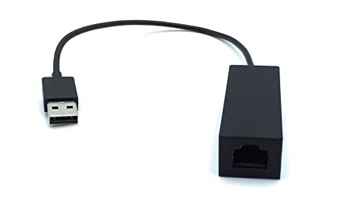 Microsoft Surface Ethernet Adapter 3.0, schwarz