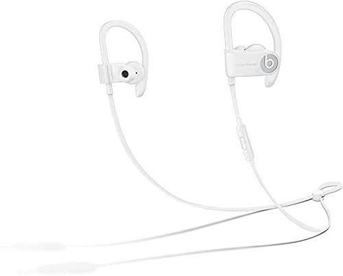 Powerbeats3 Wireless In-Ear Headphones - White (Renewed)