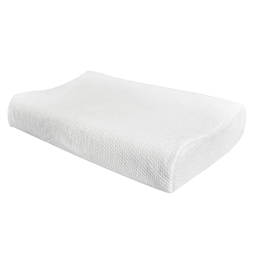 Natural Pillow for Sleeping, Support Pillow for Sleeping,Ergonomic Pillow for Back Sleepers (Latex Pillow)