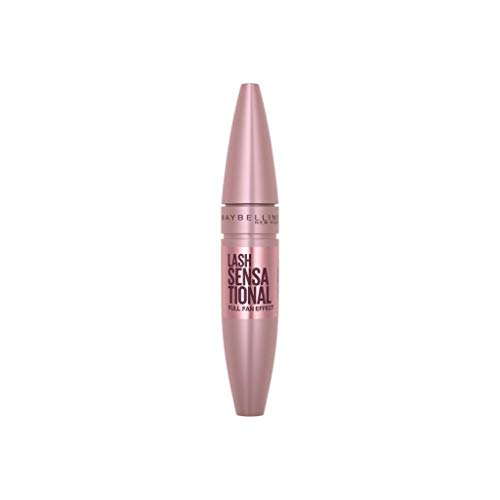 Maybelline New York Mascara für Volumen und Definition, Lash Sensational, Burgundy Brown, 9,5 ml