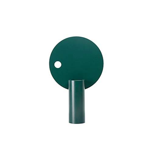 Geometrische Runde Metallvasen- / Tisch-Trockenblumenbehälter Können Frei Zusammengebaut Werden JSFQ (Color : B)
