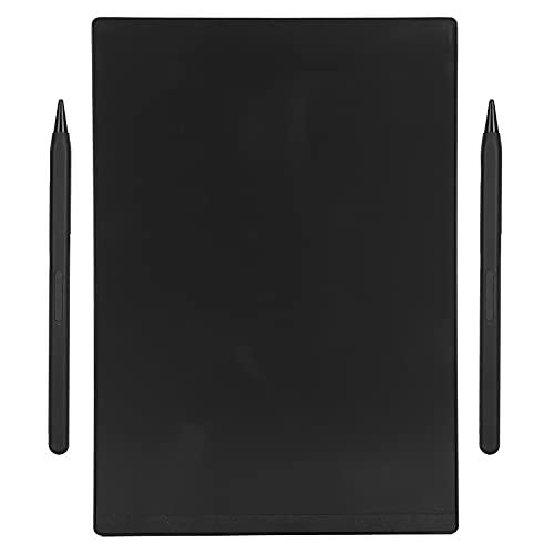 Cojín de dibujo para niños, tableta de escritura LCD negra LCD para escribir para pintar