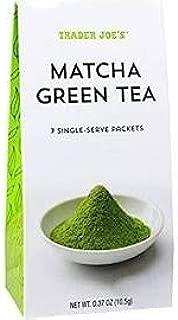 Trader Joe's Matcha Green Tea Powder (Pack of 2)