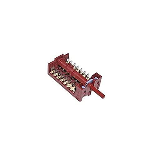 REPORSHOP - Conmuatador Horno Vestel 32012461 7 + O Posiciones