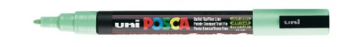 Rouge POSCA PC3 M vert clair. 1 pièce.