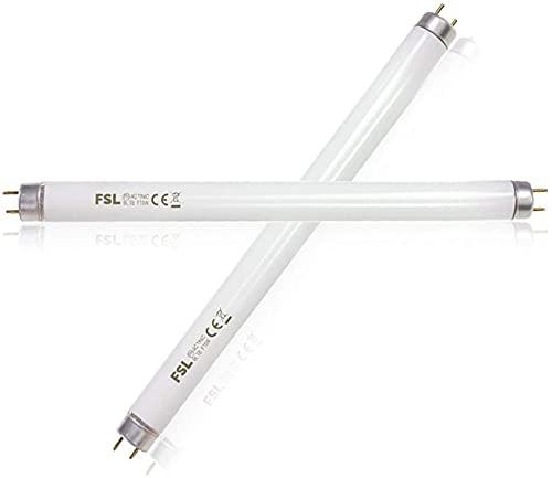 ASPECTEK Lampe UV Anti Insectes Volants. Tue-Mouche Destructeur d' Insectes Electrique 20W. Lampe Anti Moustique Electrique (Lampe)
