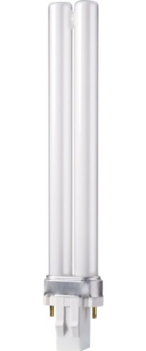 Philips 230102 Energy Saver PL-S 13-Watt Compact Fluorescent Light Bulb