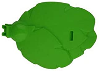 Fisher-Price Rainforest Friends Jumperoo Seat X7324 - Replacement Green Leaf for Hanging Toys