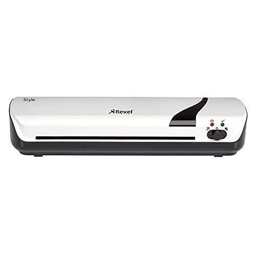 Rexel Style A4 home and office laminator, White, 2104511
