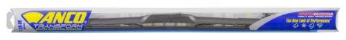 "ANCO T-24-UB Transform Hybrid Wiper Blade - 24"", (Pack of 1)"