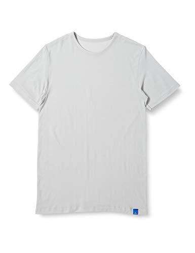 [グンゼ] インナーシャツ クールマジック 鹿の子【吸汗速乾×消臭】 クルーネックTシャツ メンズ MC2513 ラ...