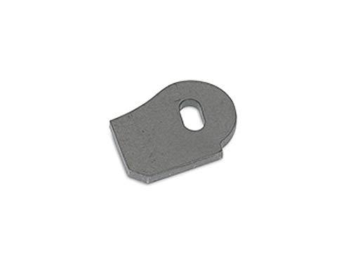 Einschweißteil für Befestigung Unterzugstreben - für Simson S50, S51, S70, S83
