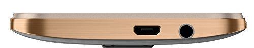 HTC One (M9) - Gold On Silver (5 Zoll (12,7 cm) Touch-Bildschirm, 32 GB Speicher, Android 5.0.2), (Generalüberholt)