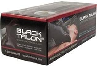 black talon gloves
