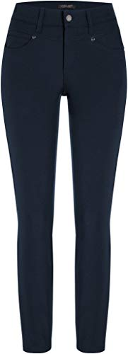 Cambio Damen Hose Posh Größe 4429 Blau (blau)