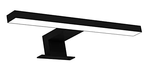 Rígel LED 4.8 W negro mate