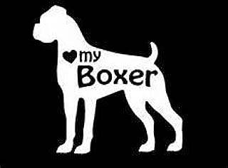 Best boxer car decal Reviews