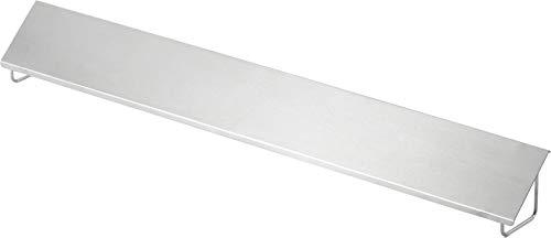 金子製作所 レンジカバー ステンレス排気口カバー (ツヤ消し) 68cm 1621055