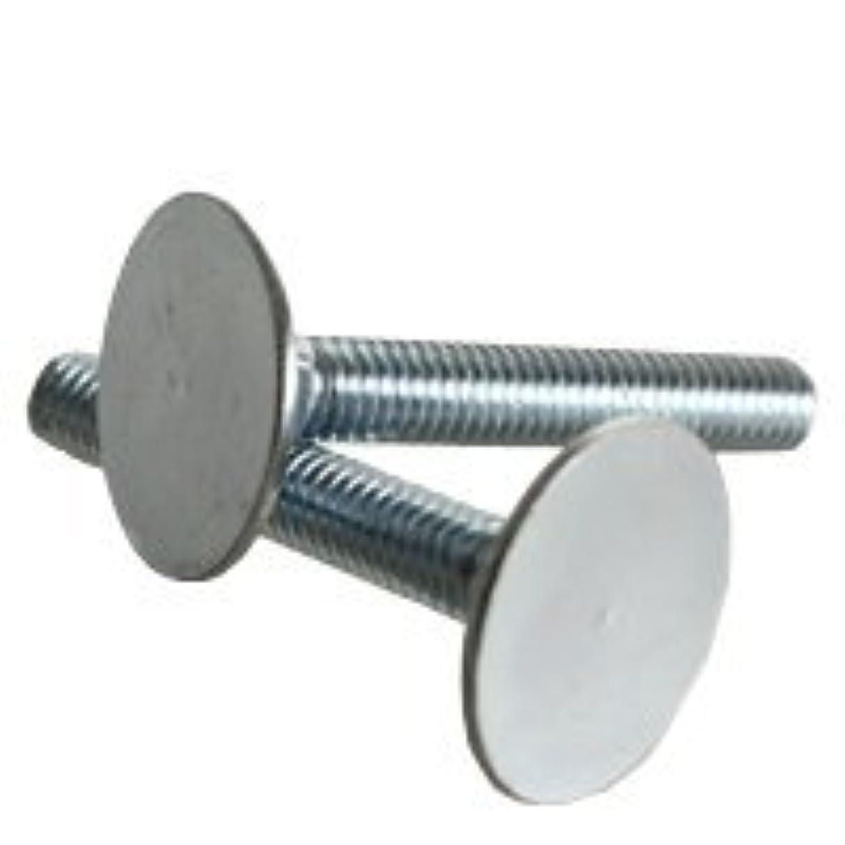 weight10.56Lbs Box of 100 Elevator Bolt Zinc 3//8-16 x 3