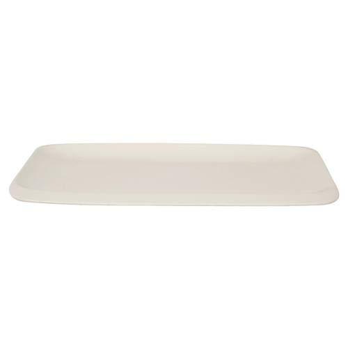 Tognana Infinity Assiette rectangulaire Blanc 40 x 23,5 cm