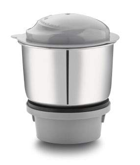 Lesco Multi Grinder (Cum Spice Grinder) 400 ml (Cool Grey, PP)