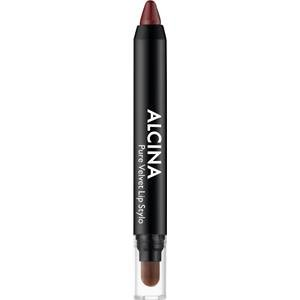 Alcina Pure Velvet Lip Stylo burgundy