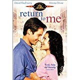 Return To Me   Widescreen Edition