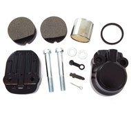 Front Brake Caliper Assembly - 45100-390-405 - Compatible with Honda CB350F CB400F CB450 CB550