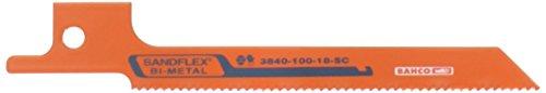 Bahco 3840-100-18-SC-5P - Sabre Bimetal 18 Sc 100Mm 5P