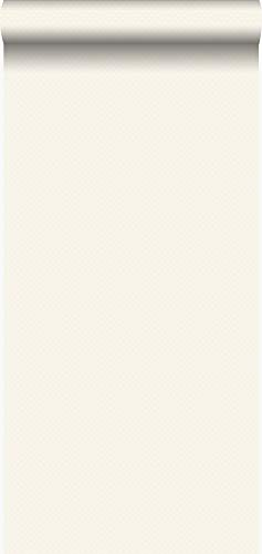 behang kleine stipjes zilver - 346830 - van Origin - luxury wallcoverings