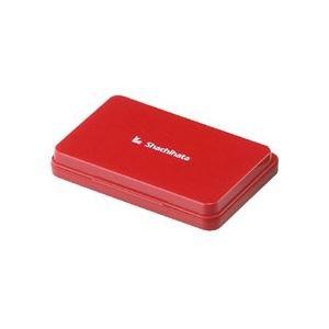 シャチハタ スタンプ台 特大形 赤 HGN-4-R 1個 生活用品 インテリア 雑貨 文具 オフィス用品 その他の文具 オフィス用品 [並行輸入品]